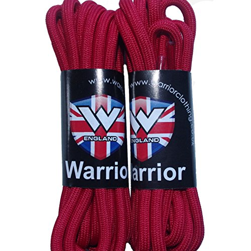 warrior-lacets-rouge-red