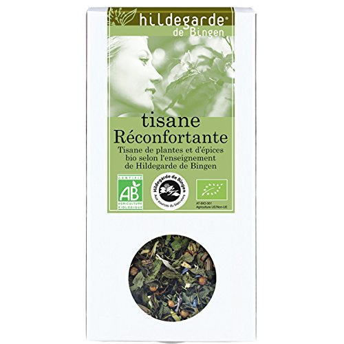 Tisane Réconfortante en vrac bio - 80 g