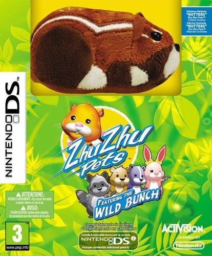 Zhu zhu pets: Wild Bunch + Hamster