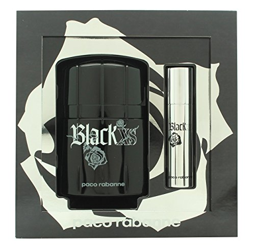 PACO RABANNE BLACK XS EDT 50 ML + EDT 10 ML SET REGALO
