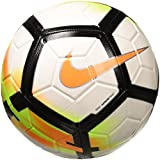 Nike Strike Fußball, White/Laser Orange/Black, 5