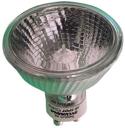 Feilo Sylvania Halogenlampe Hi-SpotES63 75W FL EAN: 5410288222714 (75 Sylvania Watt)