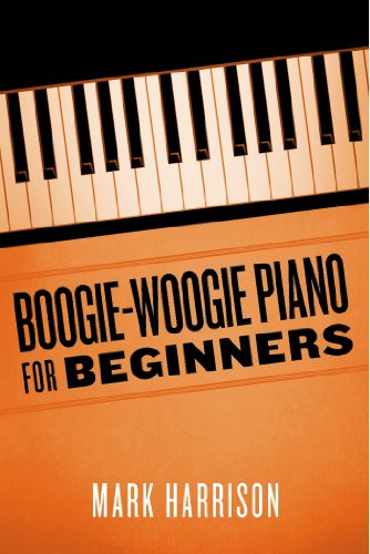 Boogie-Woogie Piano for Beginners (English Edition) por Mark Harrison