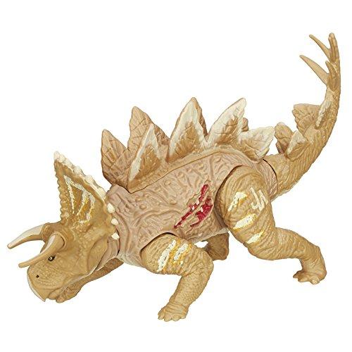 Hasbro Jurassic World B3443ES0 - Sammelfigur - Basher Stegoceratops