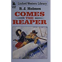 Comes the Reaper (Linford Western Library)