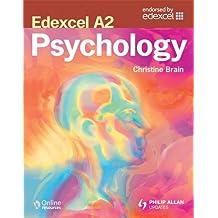 Edexcel A2 Psychology textbook