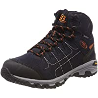 Bruetting Mount Shasta, Zapatos de High Rise Senderismo Unisex Adulto