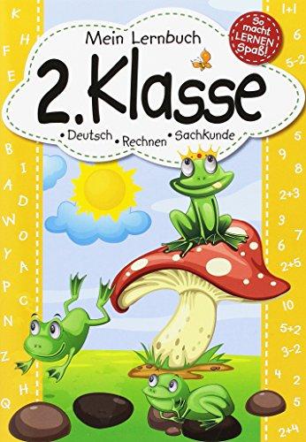 Mein Lernbuch 2. Klasse