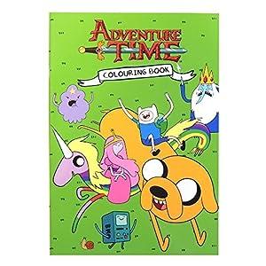 Anker Adventure Time Malbuch