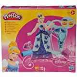 Princesas Disney - Play-Doh, diseña vestidos (Hasbro A5419), modelos surtidos