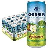 Rhodius Apfelschorle, 24er Pack (24 x 330 ml)