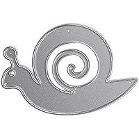 DIPOLA DIY Plantillas de Troquelado de Metal en Forma de Animados, para Repujado para Crear