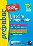 Histoire-Géographie Tle S - Fiches de cours et sujets de bac corrigés (terminale S)