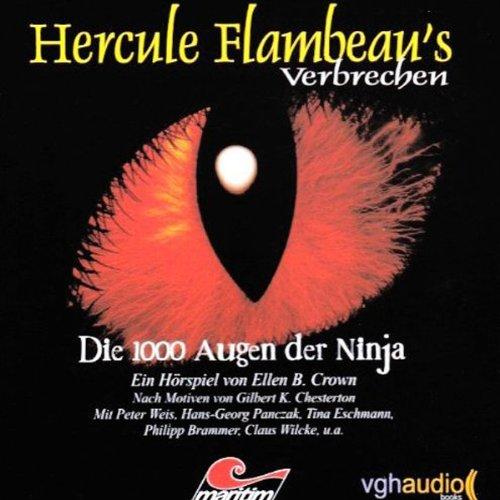 inja (Hercule Flambeau's Verbrechen) (Ninja-augen)
