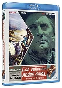 Los Valientes Andan Solos Bd (Import) [1962]