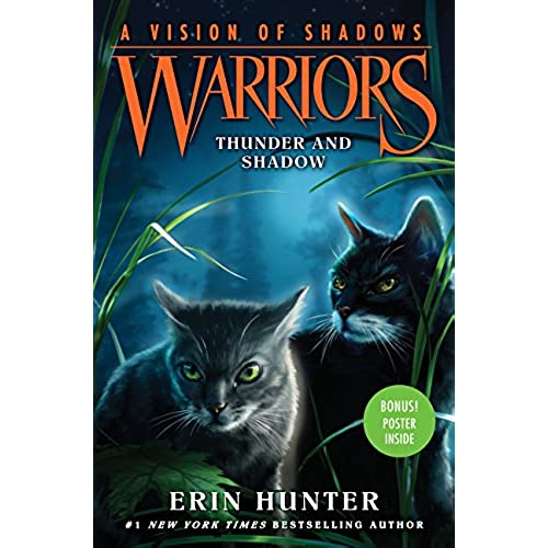 Warriors Erin Hunter Book Review: Warrior Cats: Amazon.co.uk