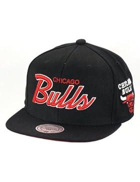 Mitchell and ness Chicago Bulls Herringbone Snapback Negro