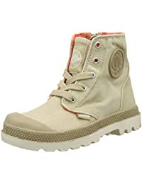 Palladium Unisex-Kinder Pampa Hi Zipper Hohe Sneakers