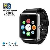 Best inDigi smart watch - Indigi GT8-SV-CP01 2-in-1 GSM + Bluetooth Smartwatch Phones Review