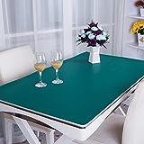 XKQWAN Business case tischdecke Schreibunterlage Schreibunterlage Computer tisch mat Desk Konsole Tischdecken-A 70x130cm(28x51inch)