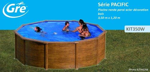 Le piscine fuori terra in acciaio accessori per esterno for Accessori per piscine fuori terra