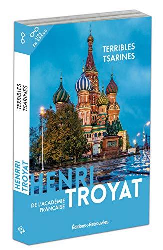 Terribles tsarines par Henri Troyat