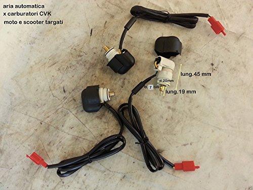 aria starter automatico Burgman 150/250/400/650 IE modello iniezione (adattabile) prima di acquistare controlla le misure come da foto
