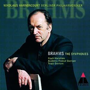 Brahms: The Symphonies etc