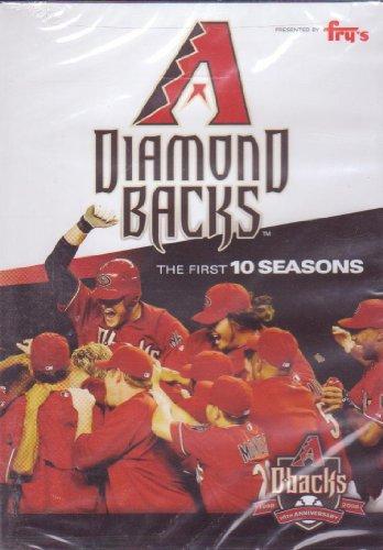 Arizona Diamondbacks: The First 10 Seasons Arizona Diamondbacks Video