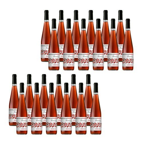 Gramona Vino De Aguja Rosado Mustillant - Vino Rose - 24 Botellas