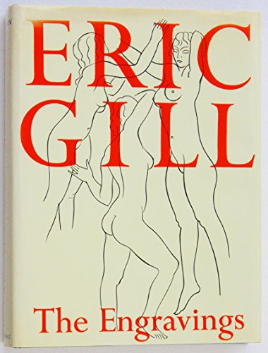 Engravings (Art Reference) por Eric Gill
