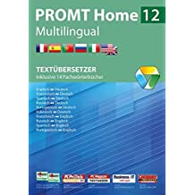 PROMT Home 12 Multilingual