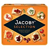 Jacob's Biscuit For Cheese cracker 900 g