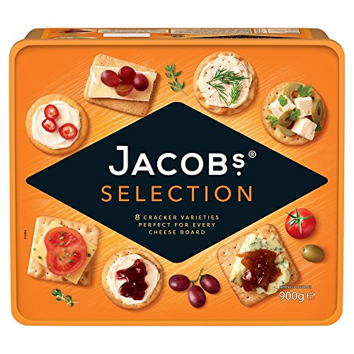 Jacob's Biscuits for Cheese Selection 900g