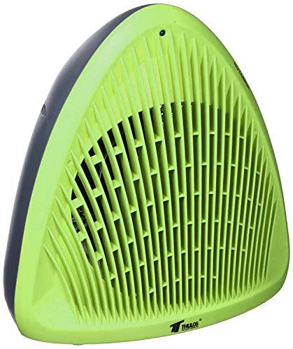 Soufflant chauffage 2000 W Radiateur électrique de haute puissance et motif vert