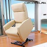 Cecorelax Poltrona Relax massaggiatore alzapersona Compact 6007