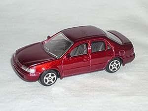 Toyota Corolla Limousine Rot 1/64 1/60 1/55 Mondo Motors Modellauto Modell Auto