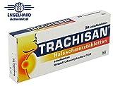 Best Throat Medicines - Trachisan 20 lozenges - Relief Sore Throat, Gingivitis Review