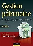 Gestion de patrimoine 2e édition (Management Sup) (French Edition)