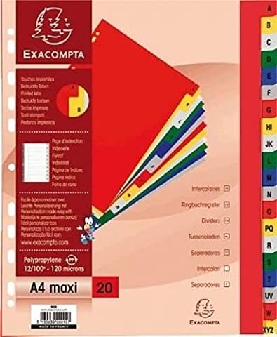 Exacompta A4extra large