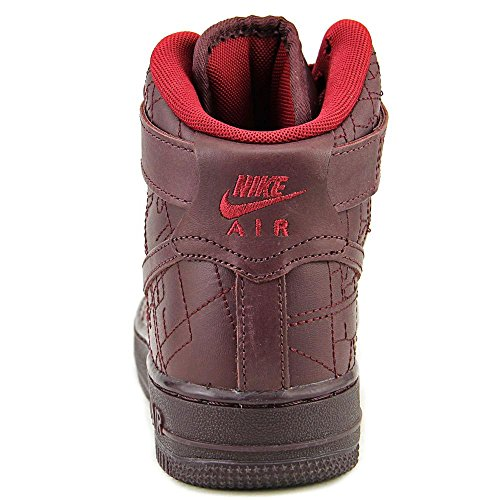 Nike Air Huarache Wmns tiratura, nero / grigio freddo, 6 Us Deep Burgundy