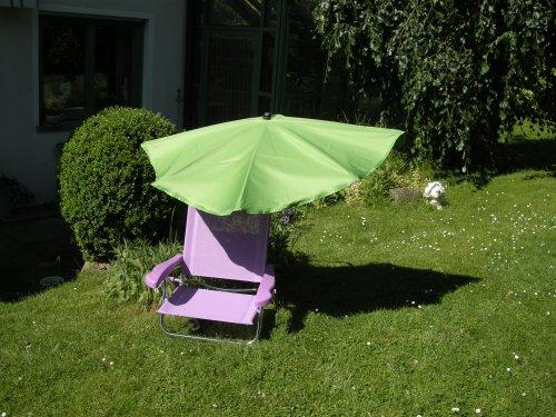 Une chaise-capteur est de env. 2,4 kg portable aLU sTRANDSTUHL- couleur lilas sTABIELO charge maximale : env. 110 kg - 6 niveaux de réglage du siège dans une position couchée eXLUSIV eXKLUSIV-avec compartiments-sONNENSCHIRMBEZUG -zANGENGENBERG hOLLYMAT protection uV - 30 40 50 couleur vert à 360° avec kratzfreien universalgelenkhallterung gummischutzkappen de fixation-hOLLY produits sTABIELO ®-innovation fabriqué en allemagne-action longue en stocks disponibles -