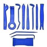 Chunyang 13pcs Trim-Tool zum Entfernen Set Handwerkzeuge Universal Car Türverkleidung Trim Armaturenbrett Clip-Entferner