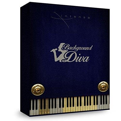Background Diva - Vocal / Choir Library (für Kontakt 4 und höher)