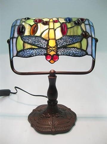 Tiffany Style Table Lamp 12.5