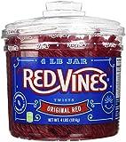 Red Vines 63.5 OZ (1.8kg) [240 Tub]