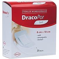 Dracopor Wundverband 10x8cm steril 25 stk preisvergleich bei billige-tabletten.eu