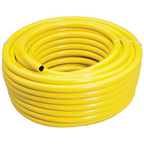 Draper 28758 Hochleistungs-Bewässerungsschlauch mit 12 mm Innendurchmesser - Gelb