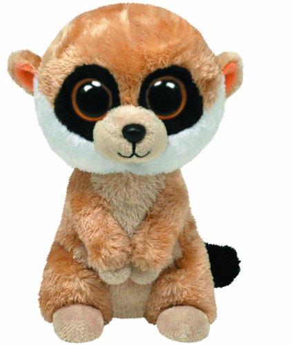 """Beanie Boo Meerkat - Rebel - 15cm 6"""""""