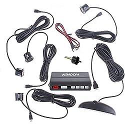 KKmoon - Système de recul pour voiture avec capteurs